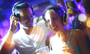 Silent Disco - Rave the Roof: Silent Disco - Rave the Roof on Friday, May 13, at 8 p.m.