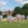 Bubble Football For Up to 15