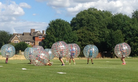 West Midlands Bubble Football