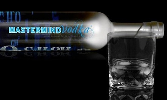 Mastermind Vodka - Granite City: Distillery Tour for Two or Four with Tastings and Take-Home 750ml Bottle of Vodka at Mastermind Vodka (Up to Half Off)