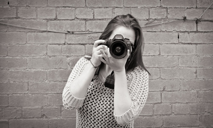 Custom Portraits by Charlene - Aliquippa: Field Photography Class for One or Two at Custom Portraits by Charlene (Half Off)
