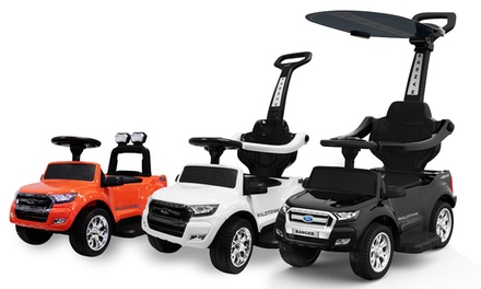 $95 for a Licensed Ford Ranger Kids' Ride-On Car