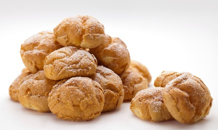 $14 for 12 Original Vanilla Cream Puffs at Beard Papa's ($26 Value)