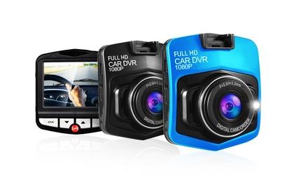 Full HD DashCam fürs Auto inkl. Nachtsicht und automatischer Aufnahme in Schwarz oder Blau inkl. Versand (Sie sparen: 88%)