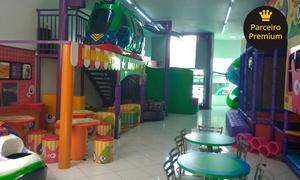 Kid'Sapeca Buffet: Festa infantil simples para 30 crianças + 10 adultos ou completa para 50, 80 ou 100 com Kid'Sapeca Buffet – São Bernardo