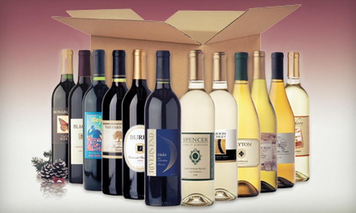 Wine Insiders: $25 for $75 Worth of Wine from Wine Insiders