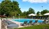 Vosges : chambre double Standard avec spa, options pdj et dîner