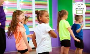 Studio Allegra: Studio Allegra – Guará I: pacote mensal de dança infantil