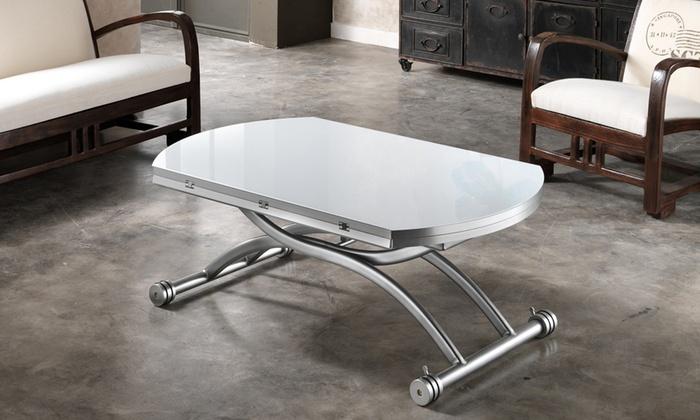 Tavolino Da Salotto Alzabile.Fino A 53 Su Tavolino Da Salotto Alzabile Groupon