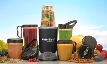 Cooks Professional 700W Nutriblend with 10 or 15 Accessories