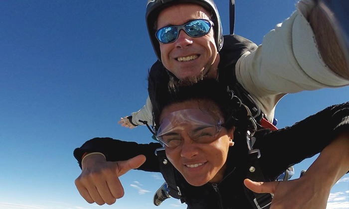Vancouver Skydive