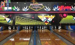 Coronation Bowling Centre: CC$20 for One-Hour of Bowling for Six at Coronation Bowling Centre (CC$40 value)