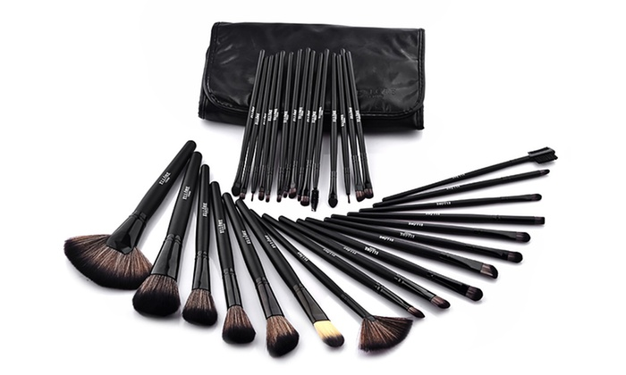 Ellóre Femme Professional Makeup Brush Set (32-Piece)