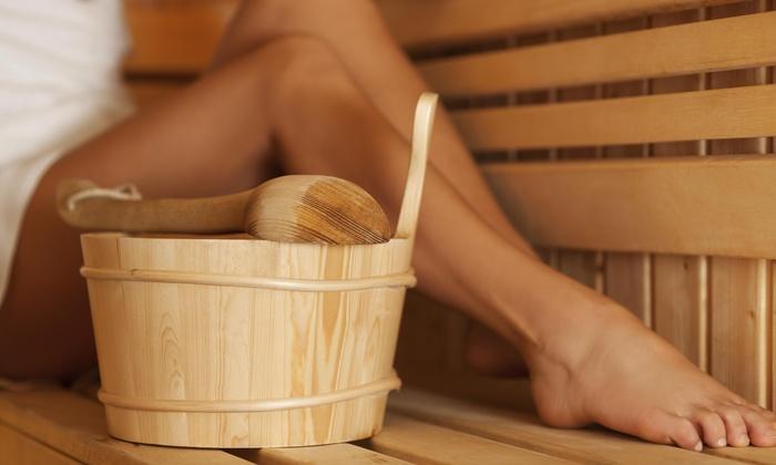 Selah D'Tox Salon - Jonesboro: 45-Minute Swedish Massage and 15-Minute Infrared Sauna Session at Selah D'Tox Salon (55% Off)