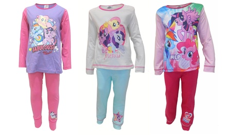 Girls' My Little Pony Pyjama Set