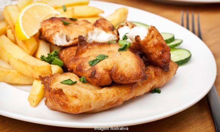 Restaurante Ancoradouro - Maceió: Ancoradouro – Pontal da Barra: almoço com suco para 2 ou 4 pessoas a partir de R$ 25,90