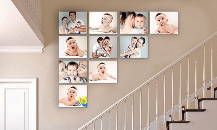 8 X10 Custom Canvas Prints From Simple Up To 95 Off Eight Options Available