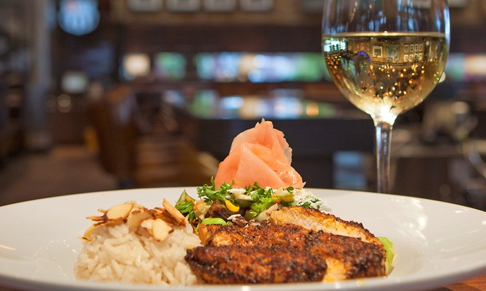 Scotty Browns - Downtown Bellevue (Elements Building Complex): New American Food for Two or Four or Brunch at Scotty Browns (40% Off)