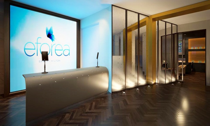 Eforea Spa In Liverpool Merseyside Groupon