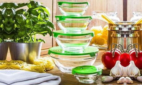 Packs de hasta 60 recipientes de vidrio Blaumann