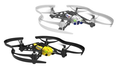 Parrot Airborne Cargo Mini Drone with VGA Camera and Figurine (Manufacturer Refurbished) 4eb8ad16-47a0-11e7-9364-002590604002