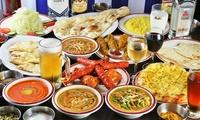 グルーポンでも人気のお店で、本格インドカレーを堪能≪カレーなど8種食べ放題+料理10品コース+飲み放題120分≫ @ザ・タンドール