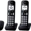 Panasonic 3-Handset Landline Telephone (Manufacturer Refurbished)