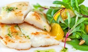 Ristorante Bellavista (Valmadrera): Menu di pesce con piatti a scelta dalla carta e vino con vista sul Lago di Como (sconto fino a 69%)