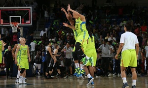 Dallas Wings: Dallas Wings WNBA Game (May 21–June 25)