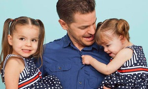 JCPenney Portraits: Photo Shoot with Three-Image Digital Album and Print or Gallery Wrap at JCPenney Portraits (Up to 81% Off)
