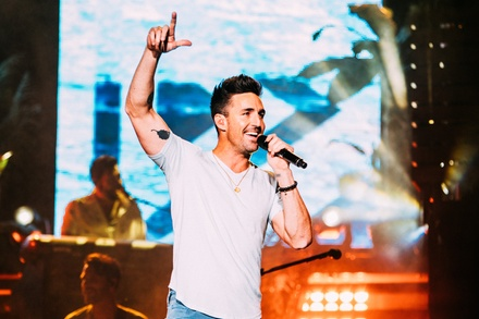 Jake Owen - Life's Whatcha Make It Tour on Saturday, August 25, at 7 p.m.