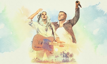 The Adventures of Kesha and Macklemore on July 25 at 7 p.m.