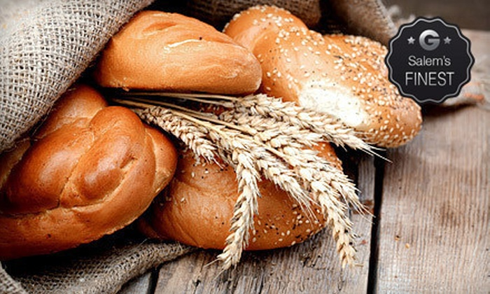 Great Harvest Bread Co. - Multiple Locations: $5 for $10 Worth of Fresh Breads, Sandwiches, Baked Goods and Other Foods at Great Harvest Bread Co.
