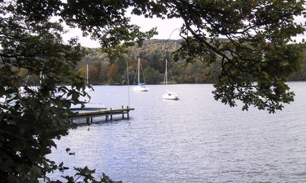 Lake District: 1 to 3 Nights for Two with Breakfast at Crompton House