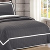 Ellery Hotel Collection Embroidered Quilt Set (7-Piece)