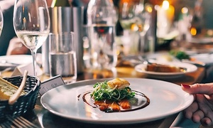 Tavolo Wine Bar & Tuscan Grille: Italian Cuisine for Two or Four at Tavolo Wine Bar & Tuscan Grille (Up to 42% Off). Four Options Available.