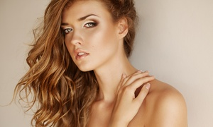 Antoine Salon: Haircuts and Highlight Services at Antoine Salon (Up to 56% Off). Four Options Available.