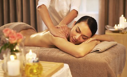 image for Choice of One-Hour Massage at Cleopatra Spa Hove (Up to 65% Off)