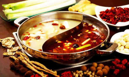 $11 for $20 Worth of Hot Pot Cuisine at Little Sheep Mongolian Hot Pot (45% Off)
