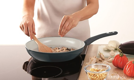 Pyrex TwoPiece Ceramic Frying Pan Set