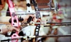 The Bow Rack - Springfield: Five One-Hour Archery Sessions with Option for Equipment Rental at The Bow Rack (Up to 58% Off)