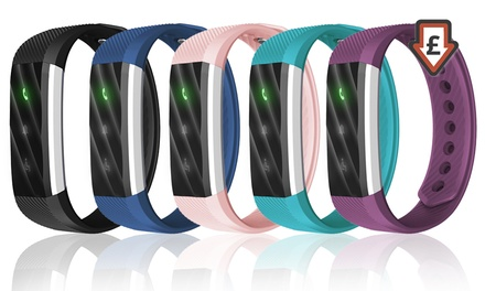 One or Two Aquarius Lite Fitness Trackers