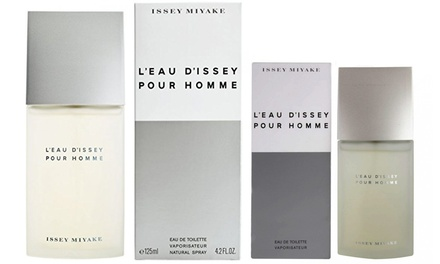 Issey Miyake L'eau D'Issey Pour Homme 40ml or 125ml EDT from £23.99 With Free Delivery