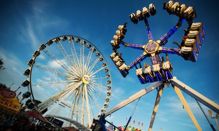 OC Fair Single-Day Admission (July 25–Aug 12)