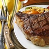 Up to 50% Off Steak and Seafood at Off the Rail