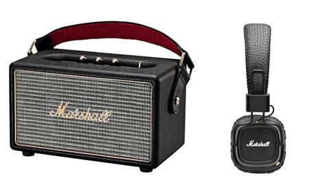 Altavoz o auriculares Bluetooth Marshall