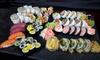 Tradycyjne zestawy sushi