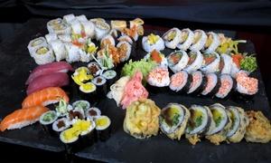 Sushi Ronin: Tradycyjne zestawy sushi: 28 kawałków za 56,99 zł i więcej opcji w Sushi Ronin