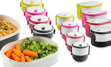 Microwavable Lunchboxes