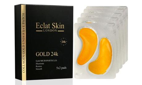1, 2 o 3 packs de parches antifatiga para la zona de las ojeras Eclat Skin London